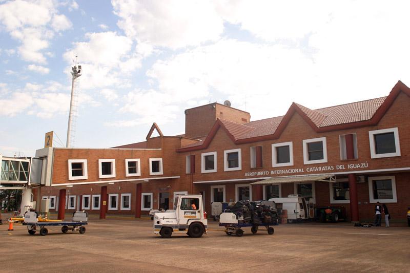 Argentina: 40% de avance en obras de Aeropuerto Iguazú