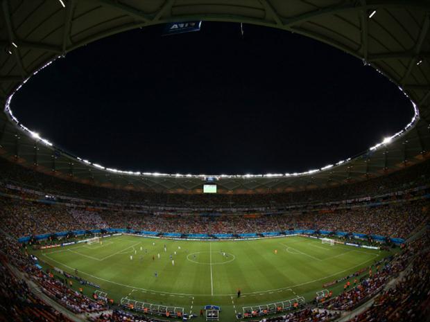 Manaus vive boom na Copa e espera novos turistas por filme de Beckham