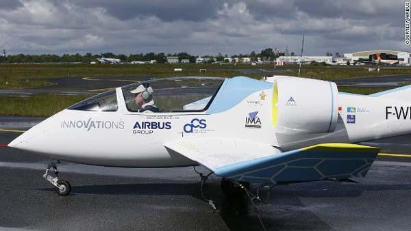Alemania planea poner en el cielo un genial concepto de taxi aéreo