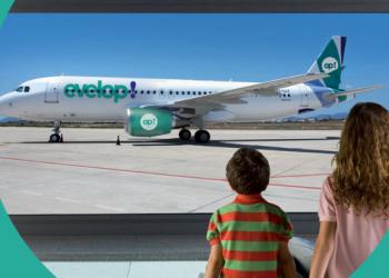 Aerolínea Evelop! de Barceló, iniciará vuelos regulares a Mauricio en colaboración con Riu