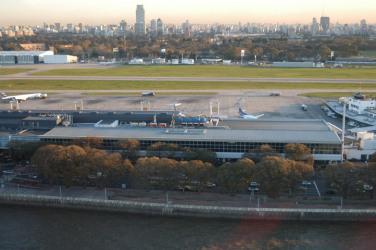 Ya son 42 los aeropuertos argentinos que reciben vuelos comerciales regulares