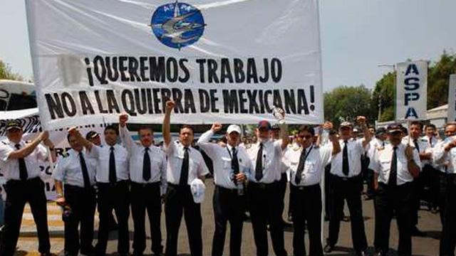 200 ex pilotos de Mexicana de Aviación trabajan en Asia