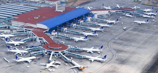 Panamá: Tránsito en Tocumen subió 62% a junio