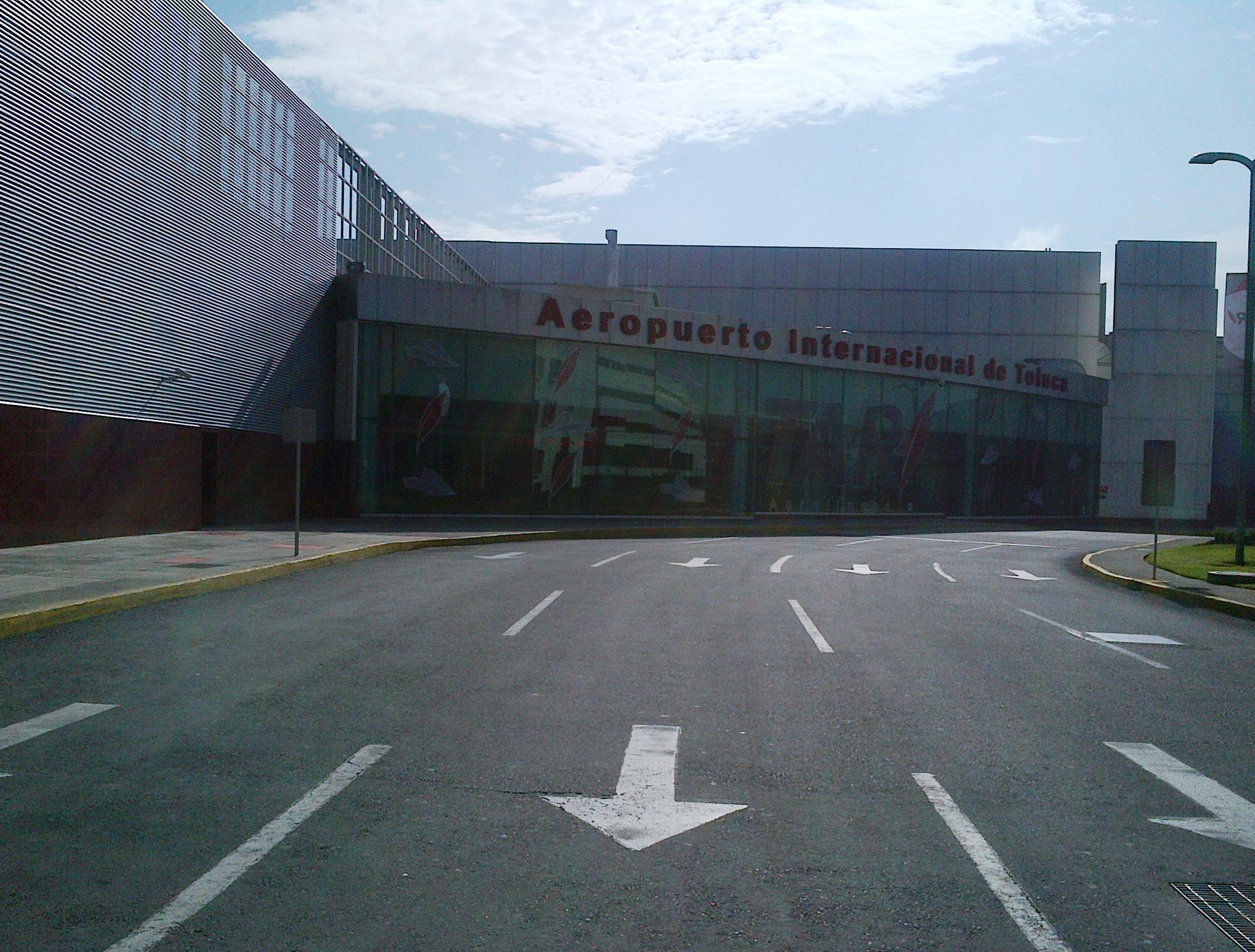 México: Habrá dinero para conectar aeropuerto y tren de Toluca