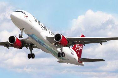¡Increíble! Aerolínea sorprende con avión de piso transparente