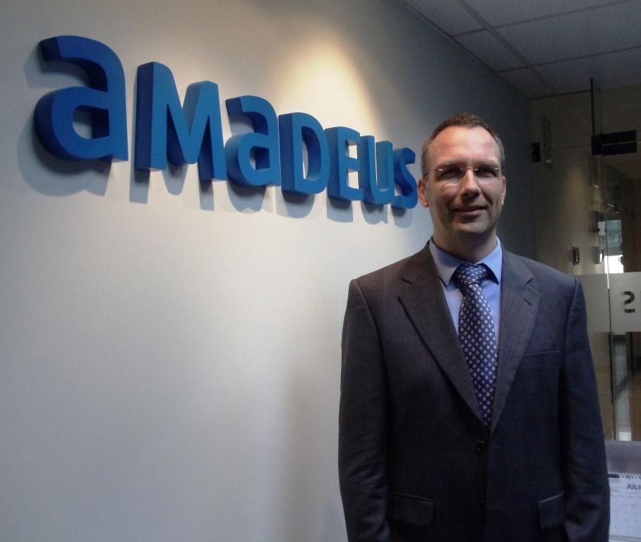 Joost Schuring, Vice Presidente de Amadeus para Latinoamérica y el Caribe, realizó una gira por los mercados clave de la región