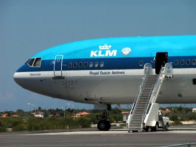 KLM: ¡97 años conectando al mundo!