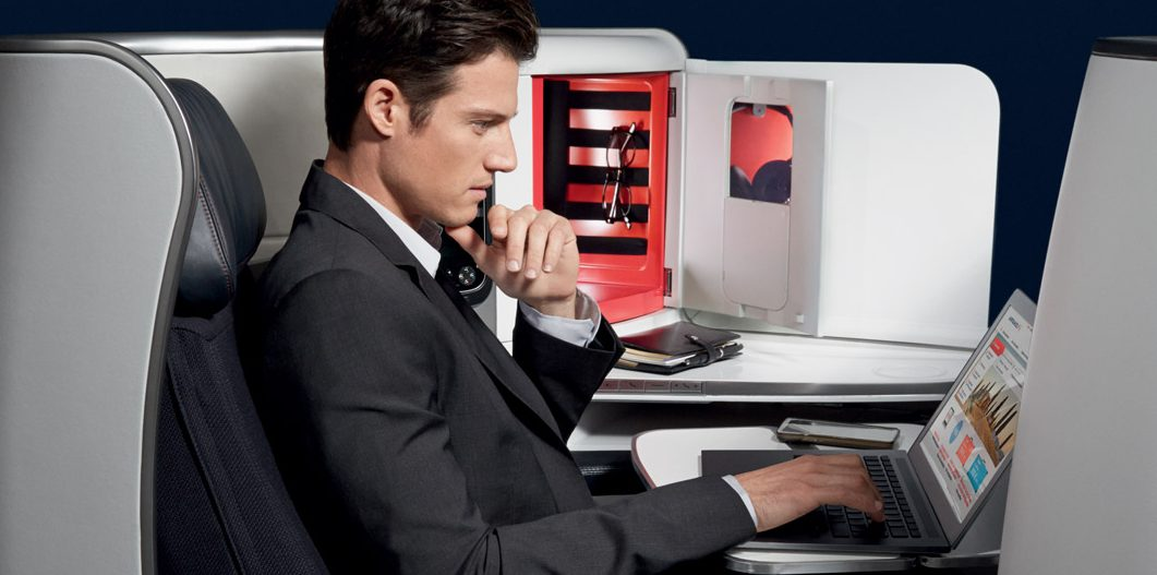 Nido Business  Class de Air France