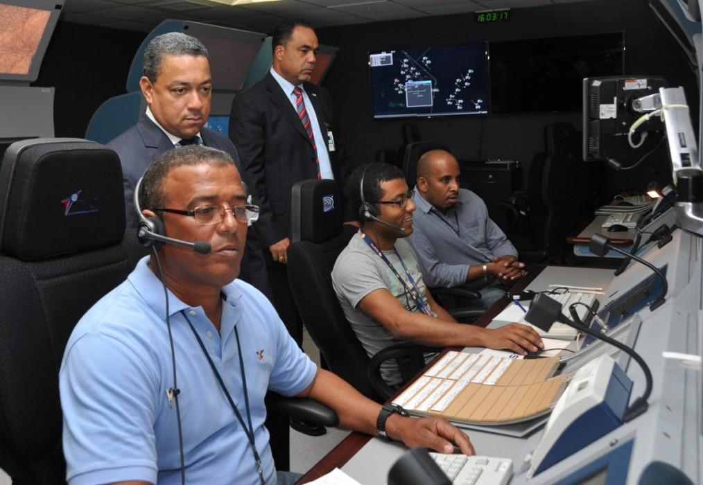 Centro Control Tránsito Aéreo en Punta Cana empieza a operar tras proceso transición