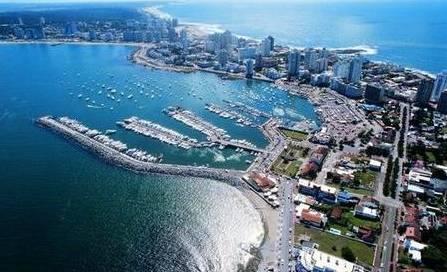 """OMT inspecciona """"buenas prácticas turísticas"""" de Punta del Este"""