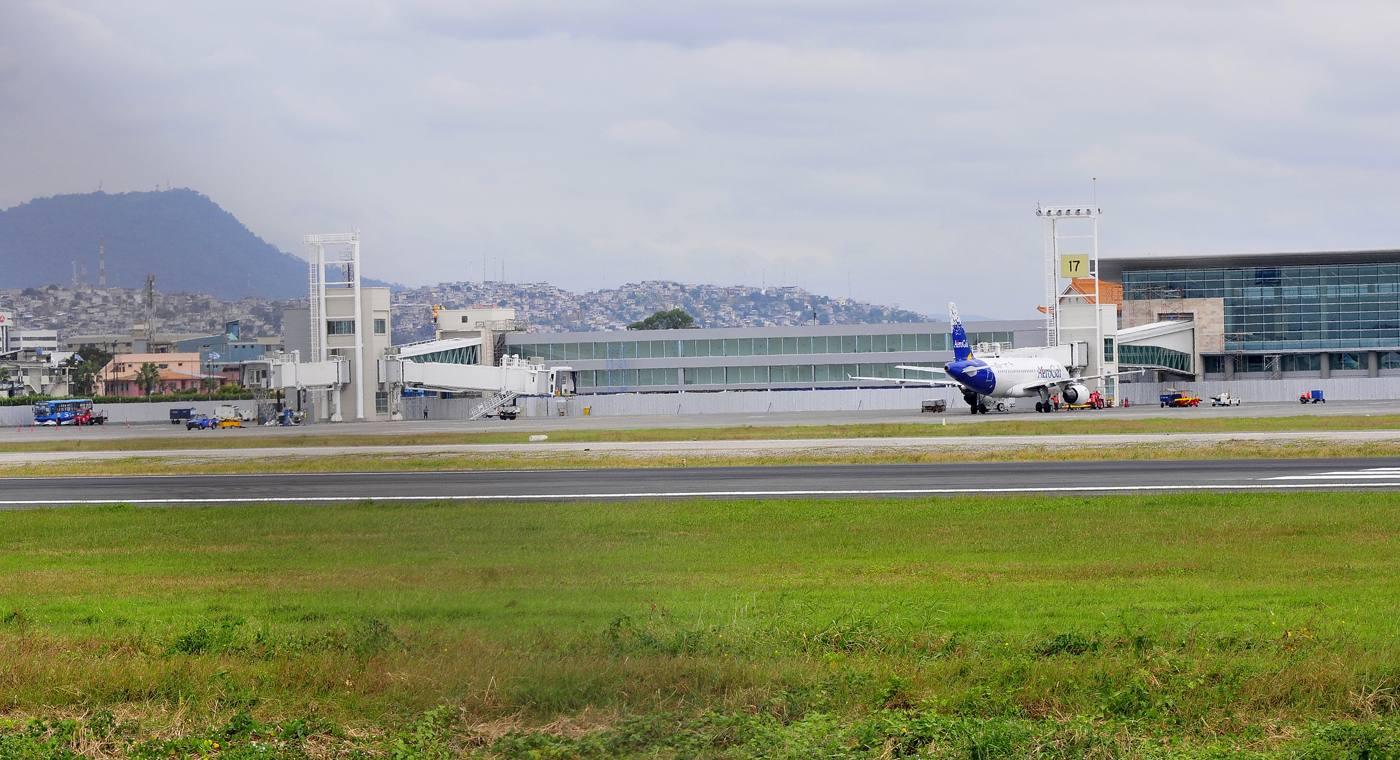 Ecuador: Once operaciones internacionales nuevas sumó aeropuerto de Guayaquil