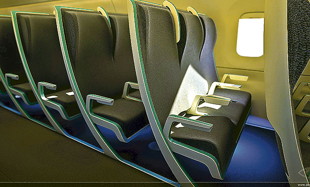 The Future of Airplane Seat Reclining or Not