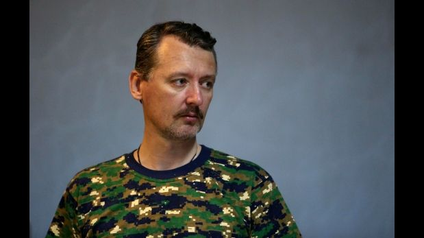 Este es el sospechoso de derribar el avión en Ucrania