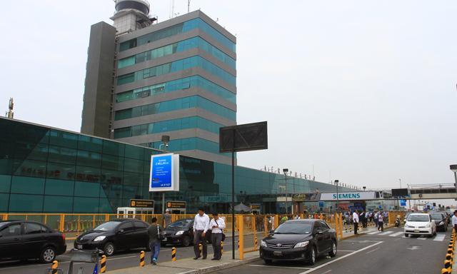 MTC entregará esta semana terrenos de la FAP para ampliar aeropuerto Jorge Chávez