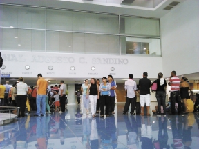 OACI certifica aeropuerto de Managua