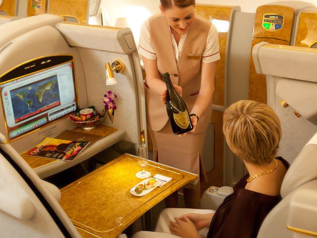 Conozca a las mejores aerolíneas del mundo por clase de cabina
