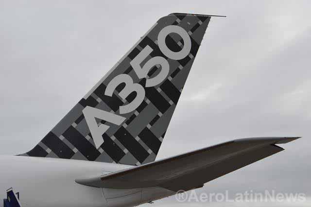 A350 XWB, la revolución tecnológica que ha transformado el proceso industrial