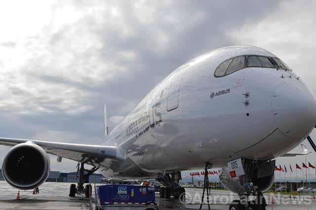 Aerolínea de Etiopía opera primer Airbus