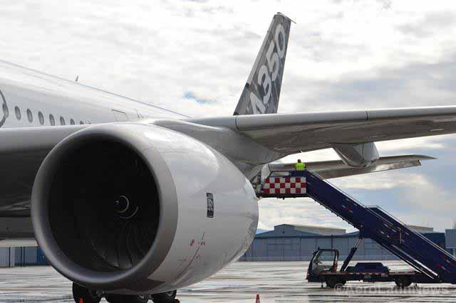 A350 XWB motor