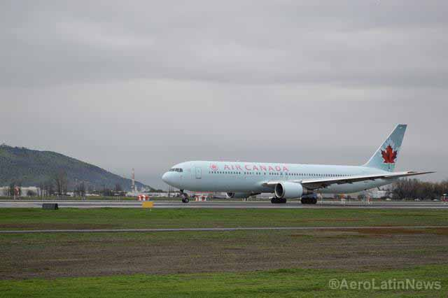 Air Canada debe comparecer ante Tribunal Marítimo en Caracas