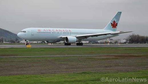 Air Canada participará en iniciativa de biocombustible sostenible