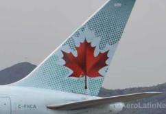 Air Canada Tail