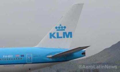 KLM volará a Ecuador con un Boeing 787-9 DreamLiner