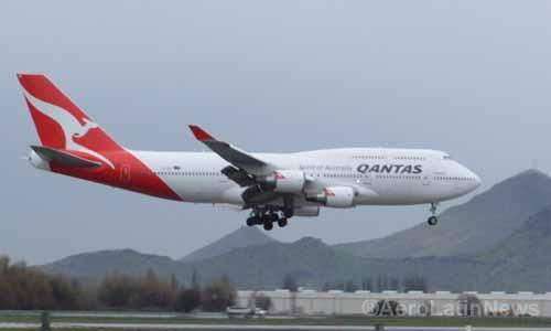 Hugh Jackman embajador internacional de Qantas