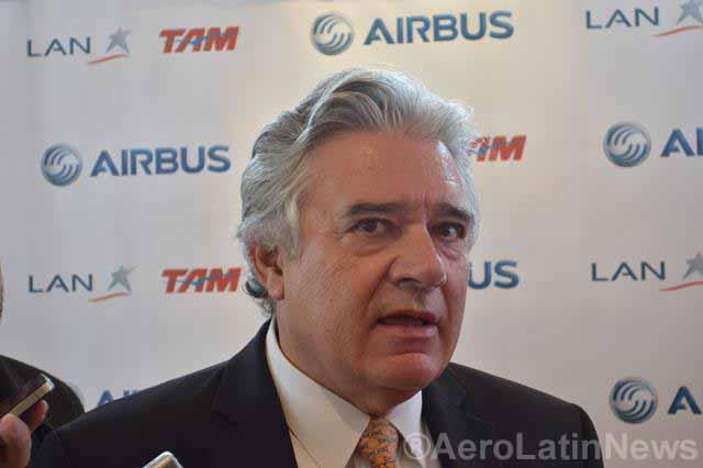 Argentina y Brasil, dos mercados prometedores en el futuro de la aviación comercial