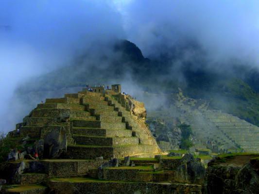 Machu Picchu recibe un millón de visitantes al año