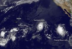 nasa huracan hawaii