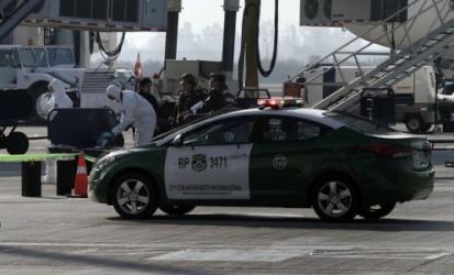 Chile: robo del siglo fue copia de asalto a aeropuerto