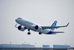 A320neo primer vuelo