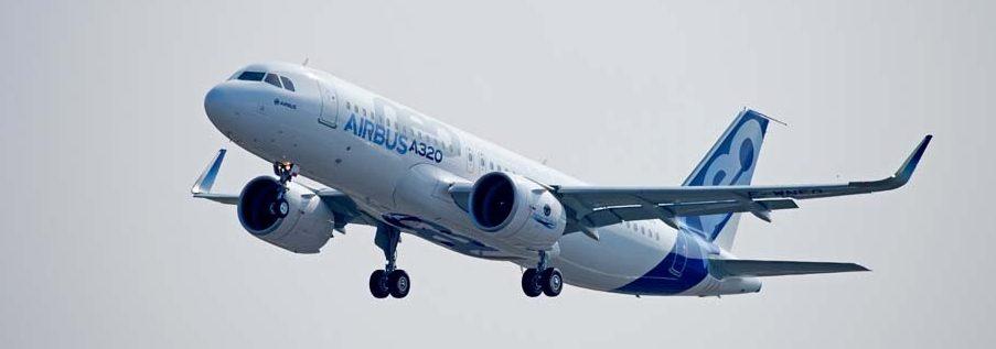 Airbus retrasa la entrega de su primer avión A320neo