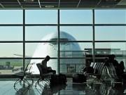 Espera en aeropuerto