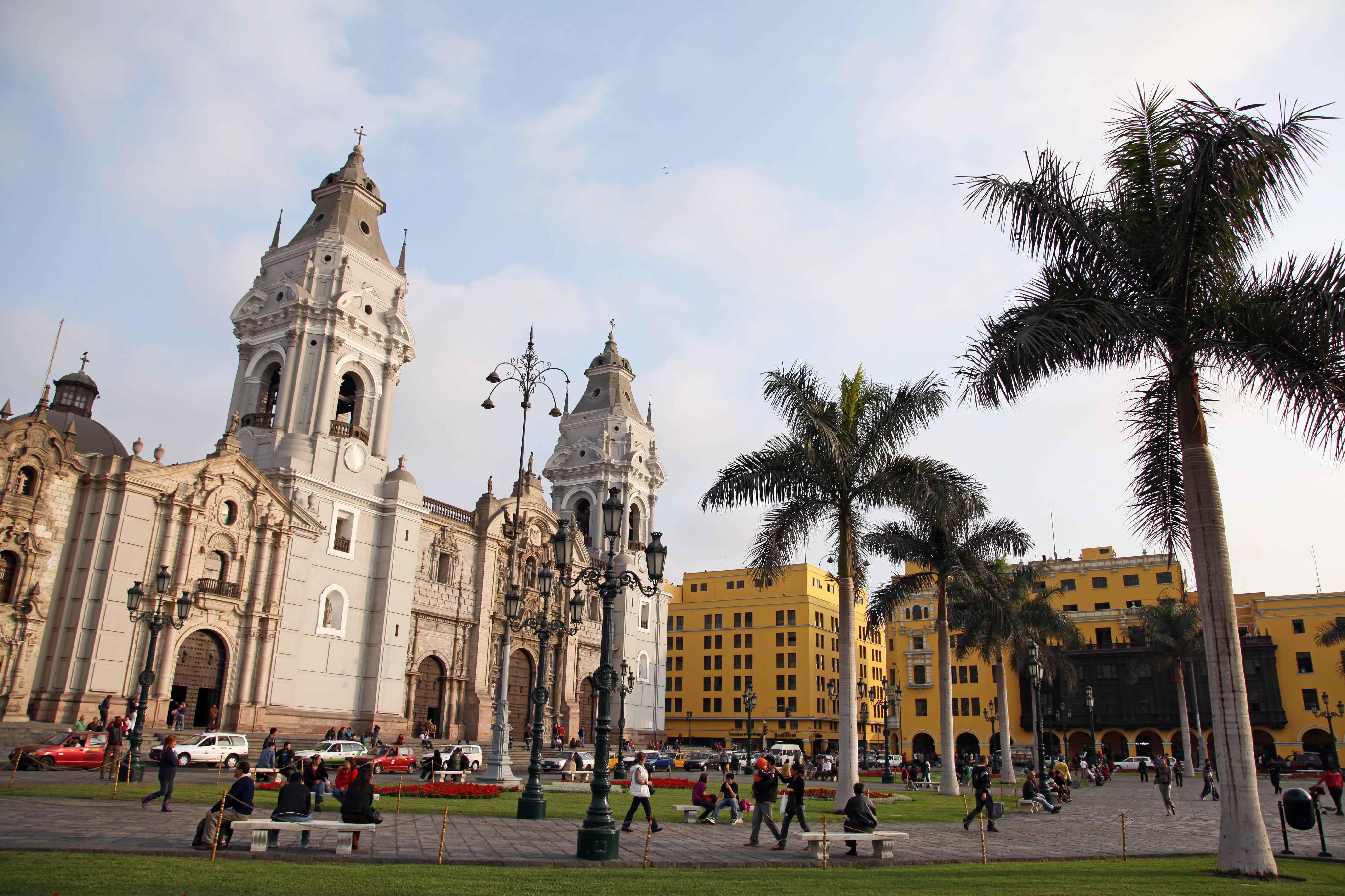 Songos: los impresionantes toboganes naturales a un paso de Lima