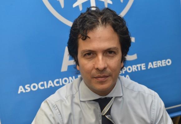 """""""Si estos costos continúan, la desaceleración del sector podría ser inminente"""": Gilberto Salcedo, ATAC."""
