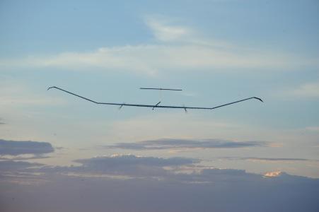 Primer vuelo civil del Zephyr de Airbus rompe récords