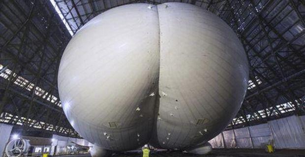 Airlander, el avión más grande del mundo, volará en 2016