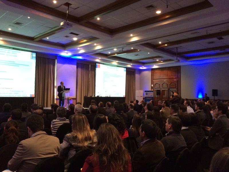 """Con éxito se desarrolló el seminario """"Industria Aérea, Chile y sus Desafíos"""""""