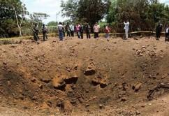 managua meteorito