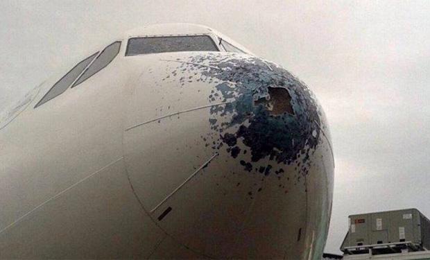 Qué pasa con los aviones abandonados