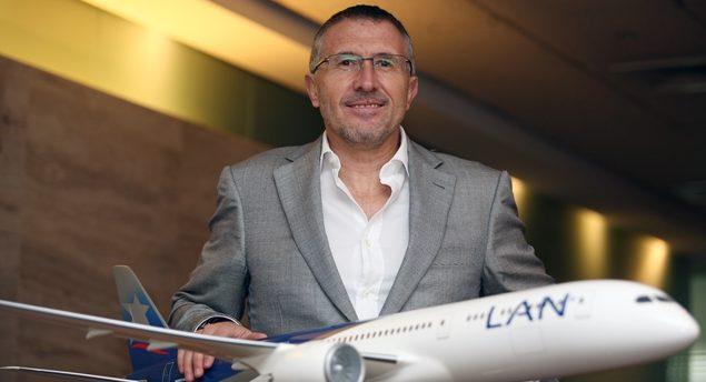 LATAM Airlines anuncia nuevo CEO a partir de marzo