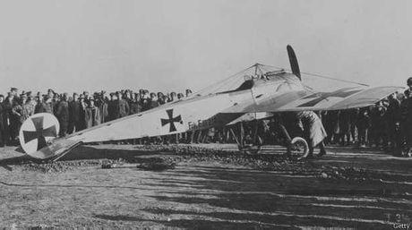 La Primera Guerra Mundial cambió la historia de la aviación