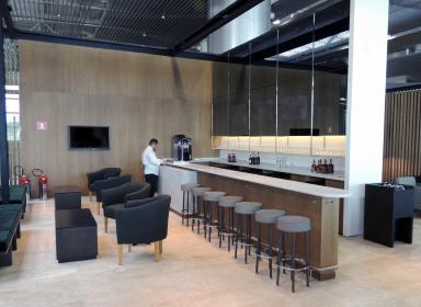 TAM y LAN abren un nuevo salón VIP en el aeropuerto Internacional de Guarulhos