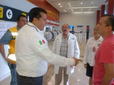Blindan Aeropuerto de Nuevo Laredo: Columna de Opinión de Raúl Llamas