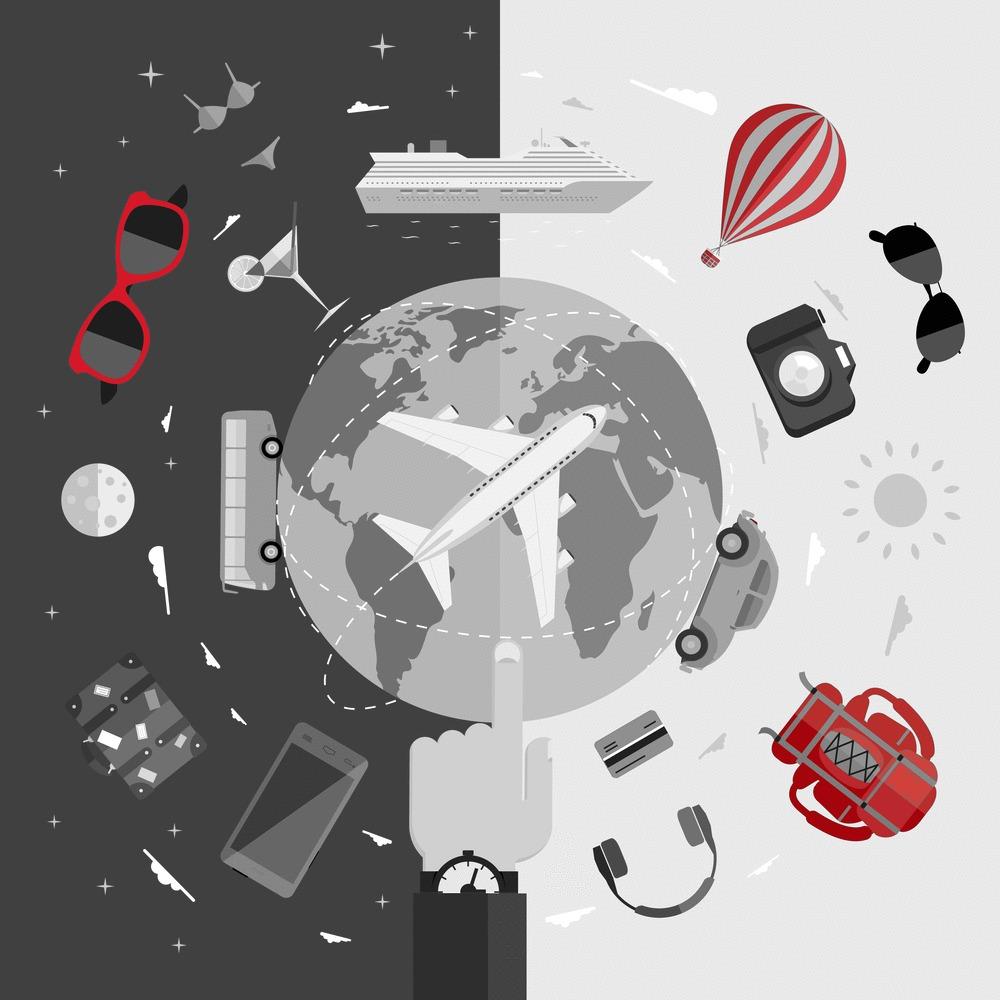 """El futuro del transporte aéreo: El pasajero como un """"paquete de datos"""""""