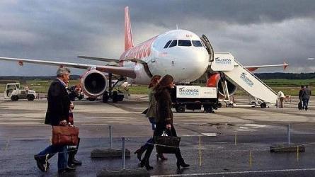 Pippa Middleton y sus padres viajan a Escocia en una aerolínea low cost