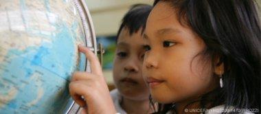 UNICEF, Finnair y Amadeus, juntos en la iniciativa 'Schools for Asia'