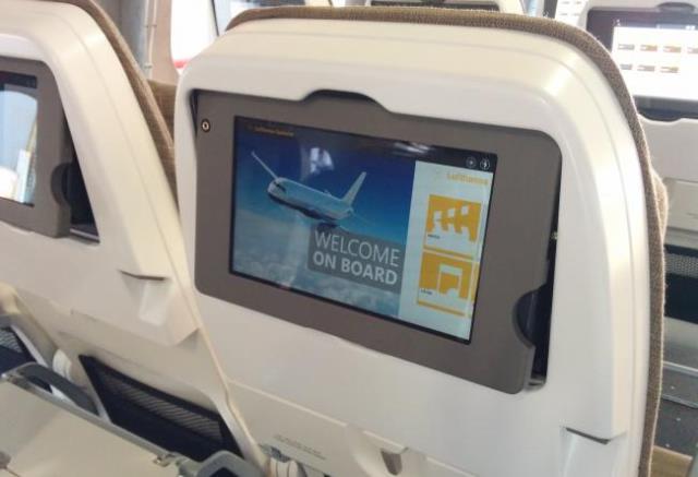 Aerolíneas amplían servicios de Internet y entretenimiento en los vuelos